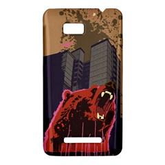 Urban Bear HTC One SU T528W Hardshell Case
