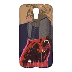 Urban Bear Samsung Galaxy S4 I9500/I9505 Hardshell Case