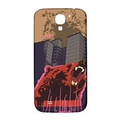 Urban Bear Samsung Galaxy S4 I9500/I9505  Hardshell Back Case
