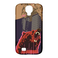 Urban Bear Samsung Galaxy S4 Classic Hardshell Case (pc+silicone)