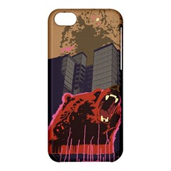 Urban Bear Apple Iphone 5c Hardshell Case