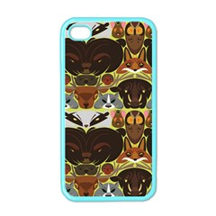 Leaders of the Forest Apple iPhone 4 Case (Color)
