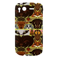 Leaders of the Forest HTC Desire S Hardshell Case