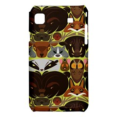 Leaders of the Forest Samsung Galaxy S i9008 Hardshell Case