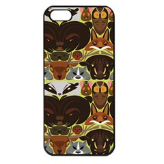 Leaders of the Forest Apple iPhone 5 Seamless Case (Black)