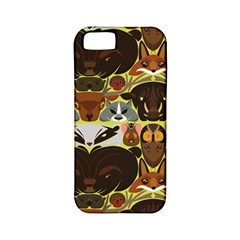 Leaders of the Forest Apple iPhone 5 Classic Hardshell Case (PC+Silicone)