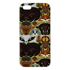 Leaders of the Forest iPhone 5 Premium Hardshell Case