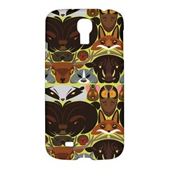 Leaders Of The Forest Samsung Galaxy S4 I9500/i9505 Hardshell Case