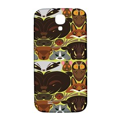 Leaders of the Forest Samsung Galaxy S4 I9500/I9505  Hardshell Back Case