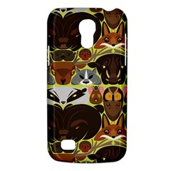 Leaders of the Forest Samsung Galaxy S4 Mini Hardshell Case