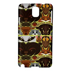Leaders of the Forest Samsung Galaxy Note 3 N9005 Hardshell Case