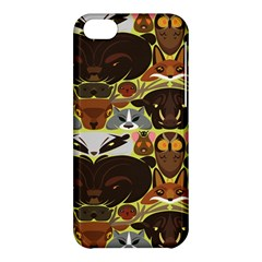 Leaders Of The Forest Apple Iphone 5c Hardshell Case