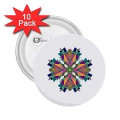 Modern Art 2.25  Button (10 pack)