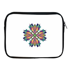 Modern Art Apple iPad 2/3/4 Zipper Case