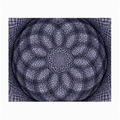 Spirograph Glasses Cloth (Small, Two Sided)