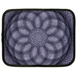 Spirograph Netbook Case (Large) Front