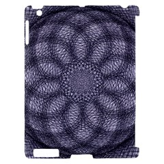 Spirograph Apple iPad 2 Hardshell Case (Compatible with Smart Cover)