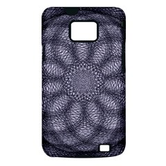 Spirograph Samsung Galaxy S II Hardshell Case (PC+Silicone)