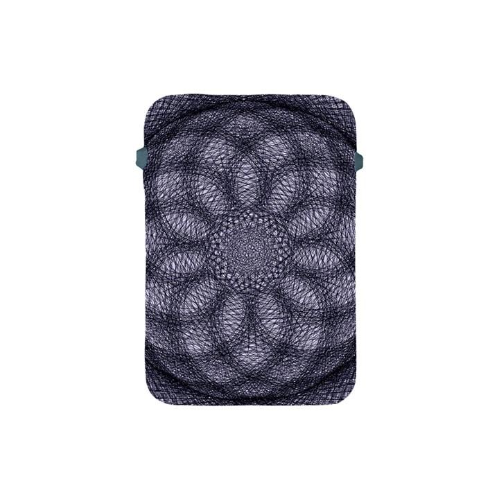 Spirograph Apple iPad Mini Protective Soft Case
