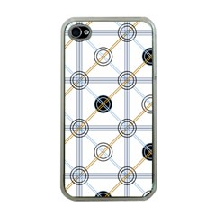 Circle Connection Apple iPhone 4 Case (Clear)