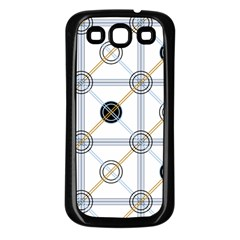 Circle Connection Samsung Galaxy S3 Back Case (black)