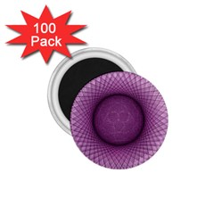 Spirograph 1.75  Button Magnet (100 pack)