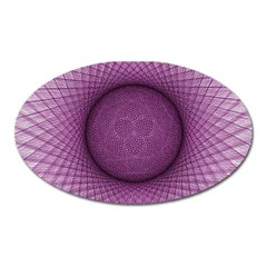 Spirograph Magnet (Oval)