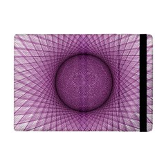 Spirograph Apple Ipad Mini Flip Case