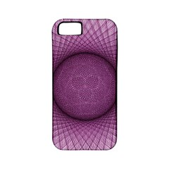 Spirograph Apple iPhone 5 Classic Hardshell Case (PC+Silicone)