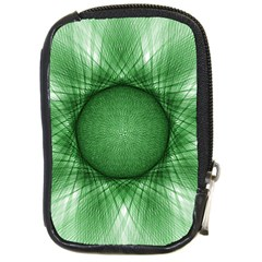 Spirograph Compact Camera Leather Case