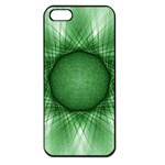 Spirograph Apple iPhone 5 Seamless Case (Black) Front