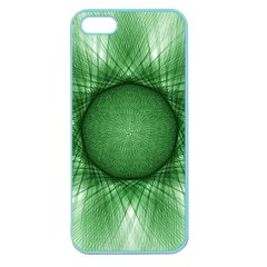 Spirograph Apple Seamless iPhone 5 Case (Color)