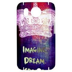 Imagine. Dream. Create. HTC Desire HD Hardshell Case