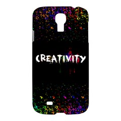 CREATIVITY. Samsung Galaxy S4 I9500/I9505 Hardshell Case