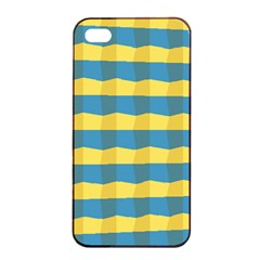 Beach Feel Apple Iphone 4/4s Seamless Case (black)