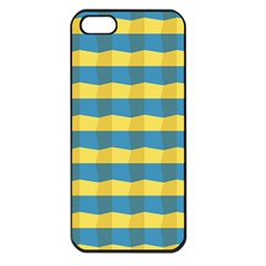 Beach Feel Apple iPhone 5 Seamless Case (Black)