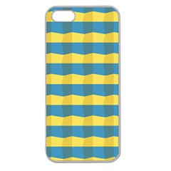 Beach Feel Apple Seamless iPhone 5 Case (Clear)