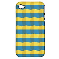 Beach Feel Apple iPhone 4/4S Hardshell Case (PC+Silicone)