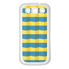 Beach Feel Samsung Galaxy S3 Back Case (white)