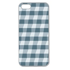 Winter Morning Apple Seamless Iphone 5 Case (clear)