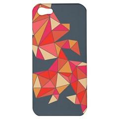 Angular Apple Iphone 5 Hardshell Case