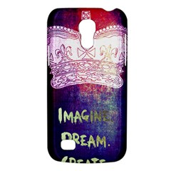 Imagine  Dream  Create  Samsung Galaxy S4 Mini Hardshell Case