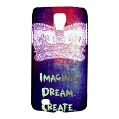 Imagine  Dream  Create  Samsung Galaxy S4 Active (i9295) Hardshell Case