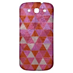 Tricolor Samsung Galaxy S3 S III Classic Hardshell Back Case