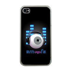 SMeyeL S Apple iPhone 4 Case (Clear)