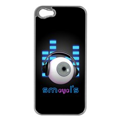 SMeyeL S Apple iPhone 5 Case (Silver)