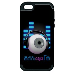 SMeyeL S Apple iPhone 5 Hardshell Case (PC+Silicone)