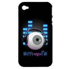 Smeyel s Apple Iphone 4/4s Hardshell Case (pc+silicone)