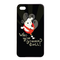 Who you gonna call Apple iPhone 4/4s Seamless Case (Black)
