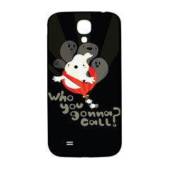 Who you gonna call Samsung Galaxy S4 I9500/I9505  Hardshell Back Case